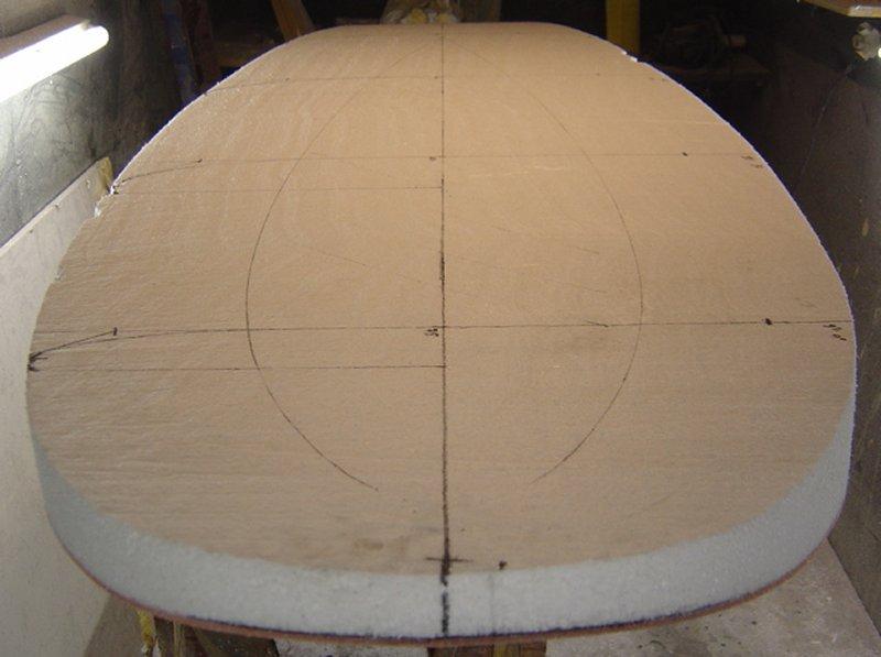 densite mousse polyurethane surf